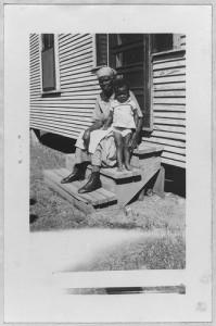 Eva Martin, ex-slave